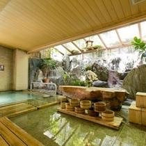 大浴場 信玄の湯 勘助の湯 殿湯