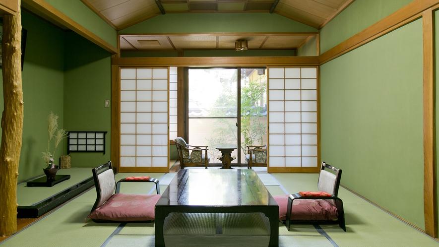 【本館・旅籠きこり】客室一例
