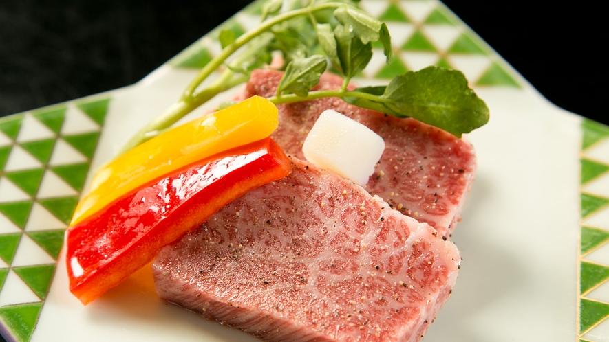 【別館・竹林庭瑞穂】夕食一例