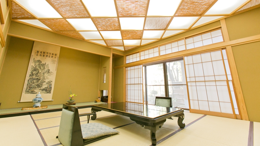 「限定1室」茶室付きの特別室【一穂庵】