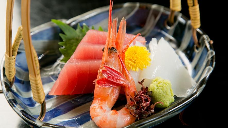 【本館・きこり】夕食一例