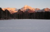 冬の八ケ岳2