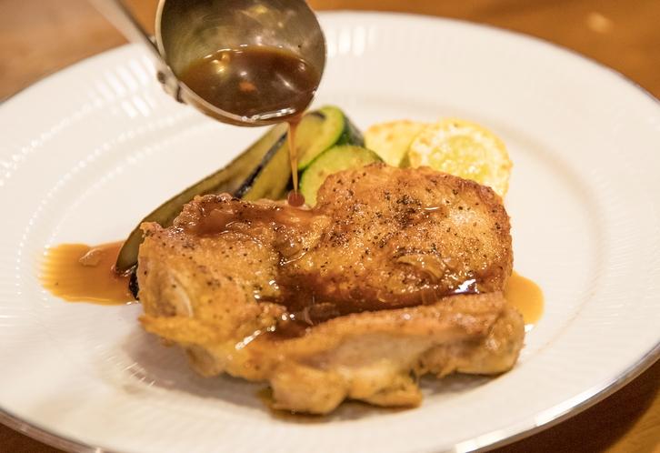 信州福味鶏のロースト