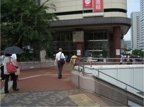 【送迎バス集合場所行き方②】