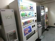 【自動販売機室】