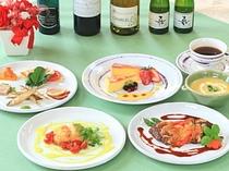 レギュラーディナー(洋食)