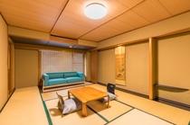 和室10畳+広縁のお部屋