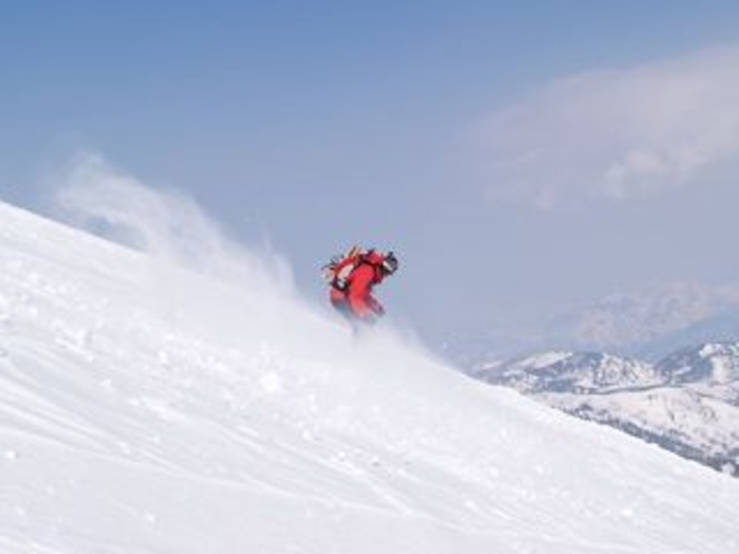 栂池スキー場2