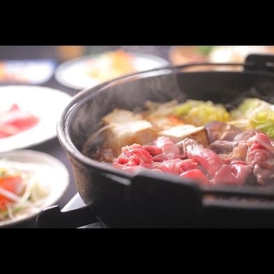 【すき焼き】地元の高原野菜を使った<牛すき焼き>を食す♪〜少し贅沢な休日〜