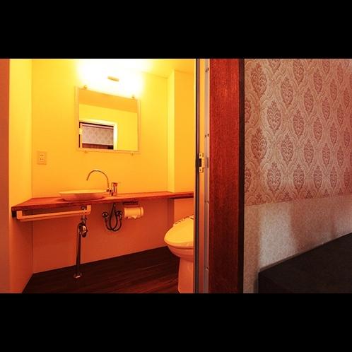 【和洋室】トイレ付き