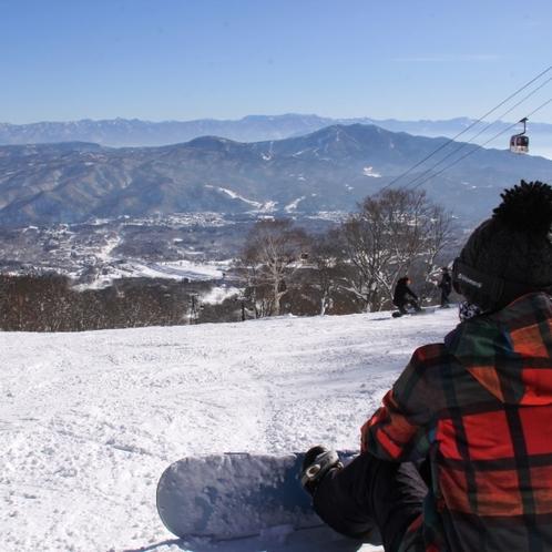 【リフト券付】<赤倉観光リゾートスキー場>