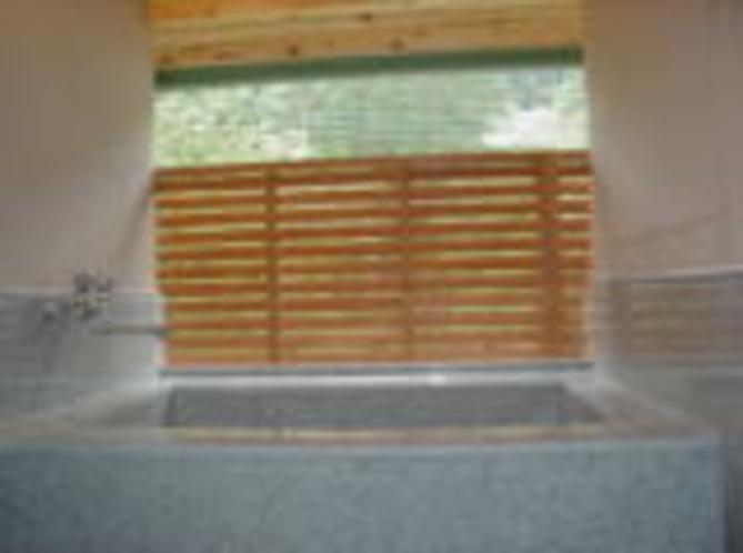 露天風呂 2階