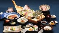 夕食(平日限定 鯛コース)