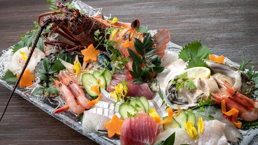 オススメお食事処【てんびん屋】 新鮮魚介や松阪牛も!美味しいお料理が並びます♪
