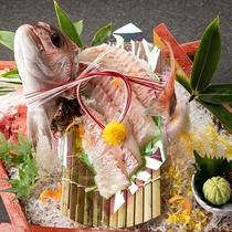 記念日プラン■お祝い鯛