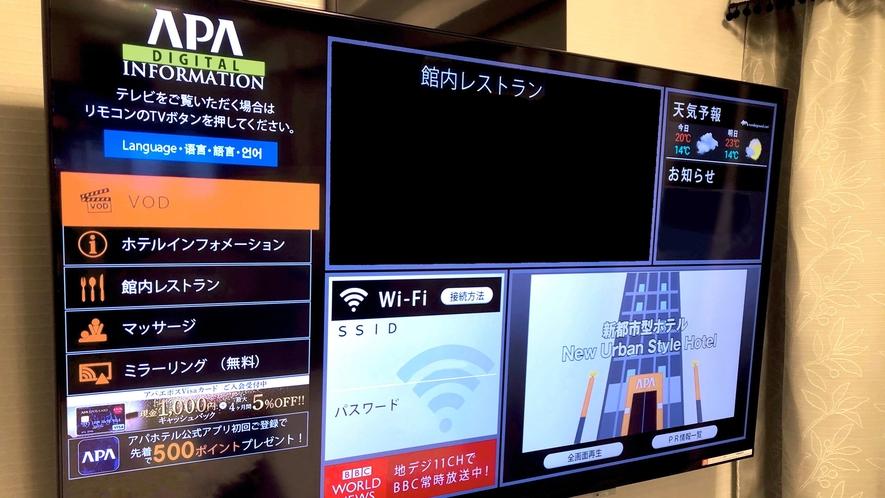 APAデジタルインフォメーション
