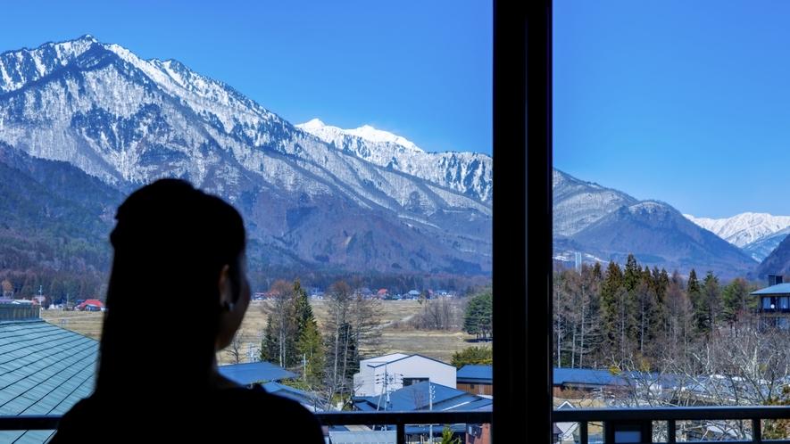 雄大な景色をお楽しみいただけます。