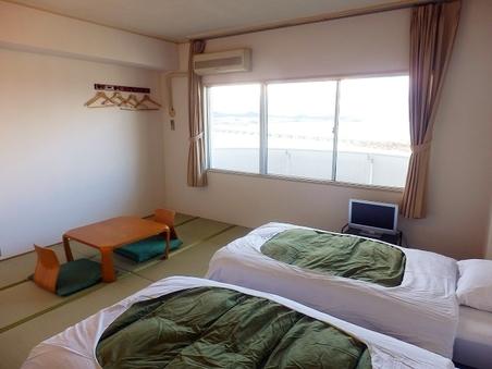 ●和洋室●琵琶湖側&高層階確約♪個別空調&ミニキッチン付♪