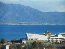 【ピエリ守山】琵琶湖畔に立ちショッピングと壮大な景色を満喫できます♪
