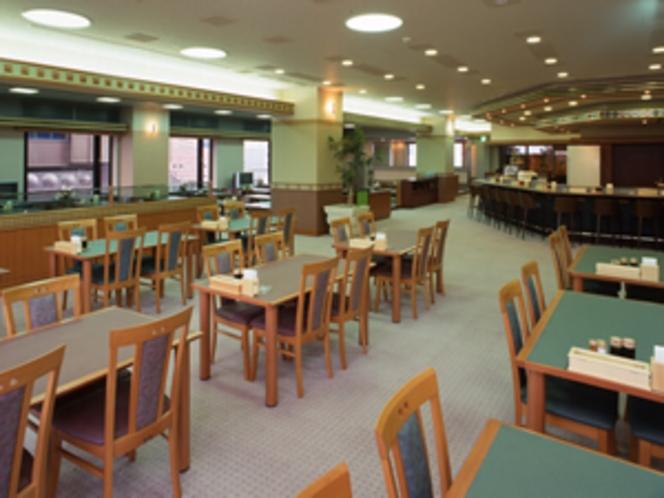 展望レストラン(洋席)