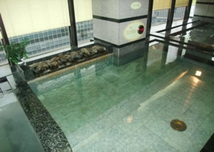 ミネラル泉(日替りの湯)