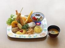 料理 夕食(幼子用)