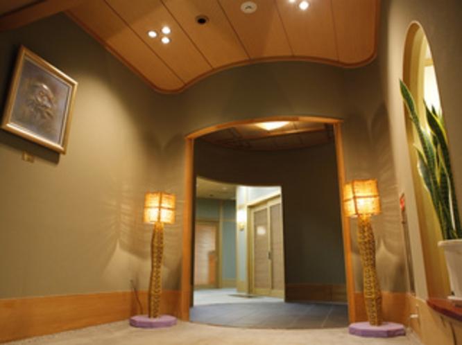 本館特別室入口