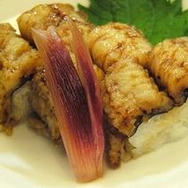 鱧プラン 押し寿司