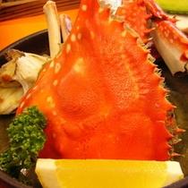 【冬】わたり蟹