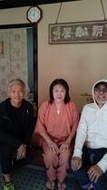 シンガポールからの旅人たち