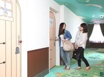 廊下【フォレスト】