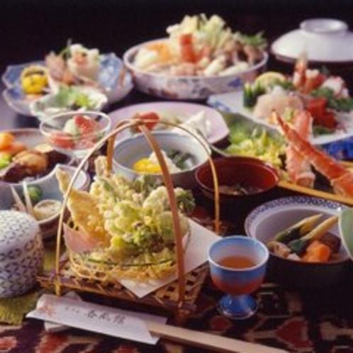 山菜料理イメージ