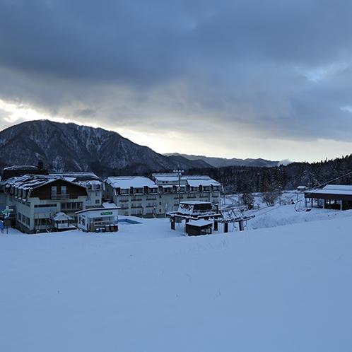 スキー場■