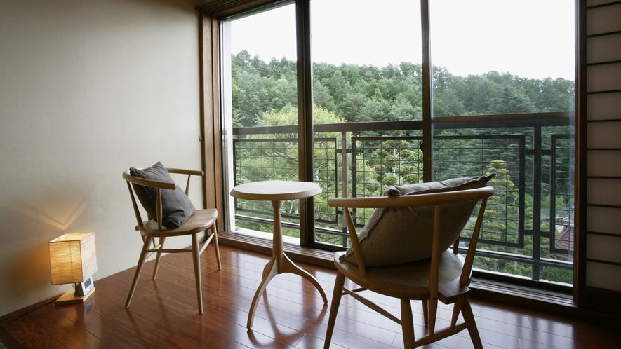 【4階リニューアル客室】和室タイプ(家具類)