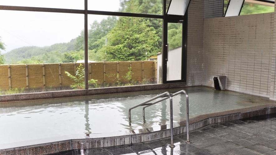 【館内大浴場】施設(昼間)