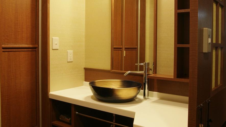 【4階リニューアル室客】和室タイプ(洗面台)