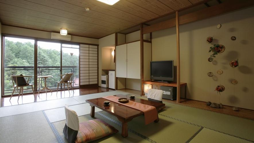 【4階リニューアル客室】和室タイプ(全景)