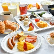 朝食-洋食例-