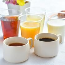 朝食-ドリンク-
