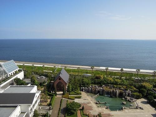 海側客室眺望イメージ(一例)