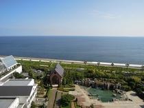 海側客室眺望イメージ1(一例)