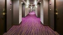 12階シェラトンクラブルームHallway