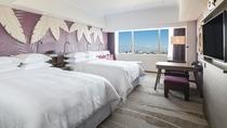 ◆PARK WINGルーム ピンク/パープル◆※客室一例