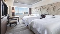 ◆PARK WINGルーム ホワイト/ブラウン◆ ※客室一例