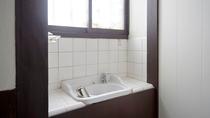 ・館内共用の洗面スペース