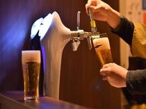 ◆アサヒスーパードライの生ビール「エキストラ・ゴールド」「フリージング・ハイボール」で乾杯!