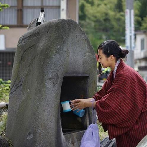 【飲泉】もできる日本屈指の温泉☆彡