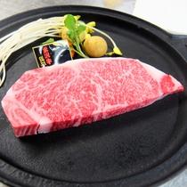 お肉大好き!米沢牛ならやっぱりステーキ!