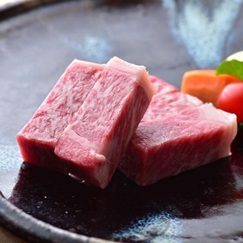 「じゅわ~♪」A5ランク米沢牛サーロインステーキ♪