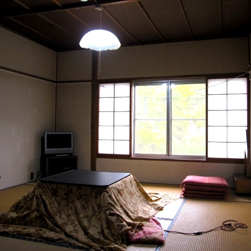 保養センター部屋和室8畳